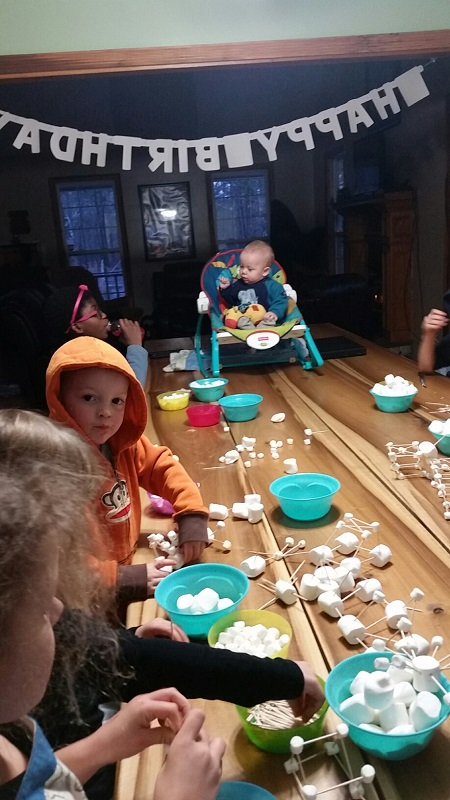 Marshmallow Fun!